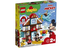 LEGO Mickey's vakantiehuisje - 10889