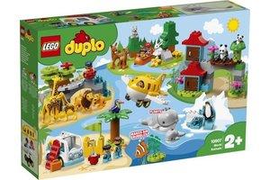 LEGO Dieren van de wereld - 10907