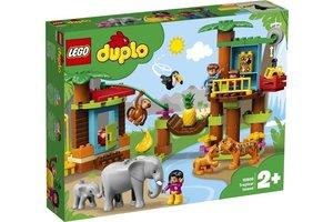 LEGO Tropisch eiland - 10906