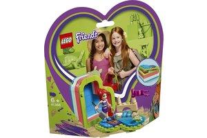 LEGO Mia's hartvormige zomerdoos - 41388
