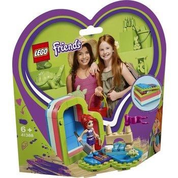 LEGO LEGO Friends Mia's hartvormige zomerdoos - 41388