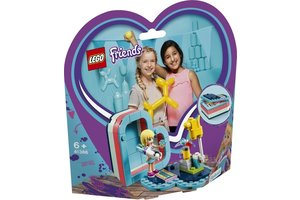 LEGO Stephanie's hartvormige zomerdoos - 41386