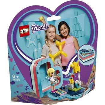 LEGO LEGO Friends Stephanie's hartvormige zomerdoos - 41386