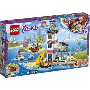 LEGO LEGO Friends Reddingscentrum in de vuurtoren - 41380