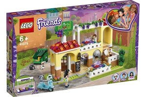 LEGO Heartlake City restaurant - 41379