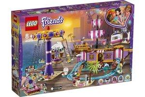 LEGO Heartlake City pier met kermisattracties - 41375