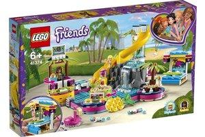 LEGO Andrea's zwembadfeest - 41374