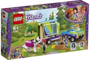 LEGO Mia's paardentrailer - 41371