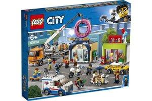 LEGO Opening donutwinkel - 60233