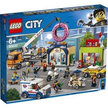LEGO LEGO City Opening donutwinkel - 60233