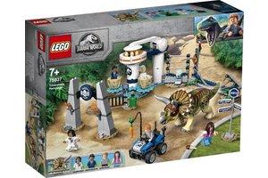 LEGO Triceratopschaos - 75937