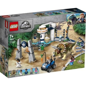 LEGO LEGO Jurassic World Triceratopschaos - 75937