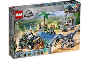 LEGO Confrontatie met Baryonyx: de schattenjacht - 75935
