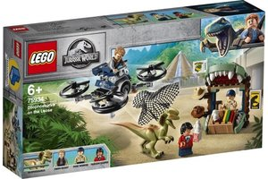 LEGO Dilophosaurus ontsnapt - 75934