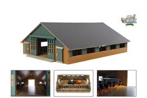 Kids Globe Loopstal hout (73x60x26cm)