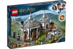 LEGO LEGO Harry Potter  Hagrids huisje: Scheurbeks ontsnapping - 75947
