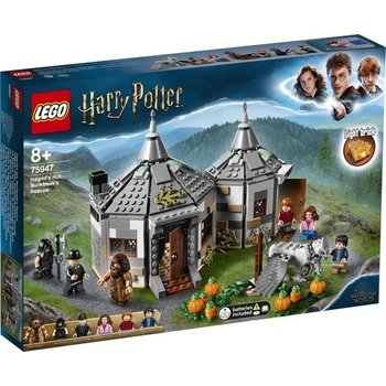LEGO LEGO Harry Potter Hagrids huisje: Scheurbeks ontsnapping - 75947