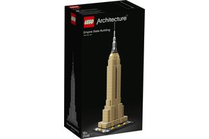 LEGO LEGO Architecture Empire State Building - 21046