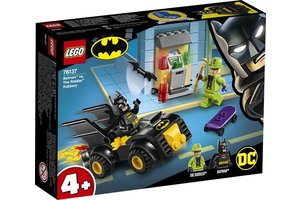 LEGO LEGO Batman vs. de roof van The Riddler - 76137