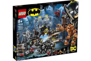 LEGO LEGO Batman Batcave invasie Clayface - 76122