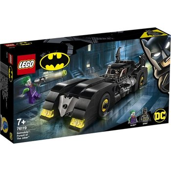 LEGO LEGO Batman Batmobile: de jacht op The Joker - 76119