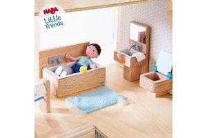 Haba Little Friends - Badkamer (poppenhuismeubel)