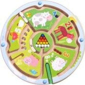 Haba Magneetspel - Getallenlabyrint