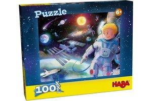 Haba Puzzel (100stuks) - Heelal