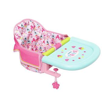 Zapf BABY born Babystoel voor aan tafel