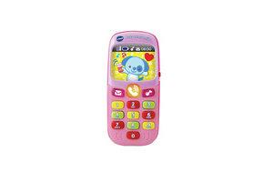 VTech Telefoontje roze