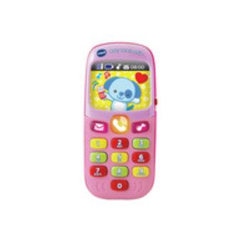 VTech VTech Baby Telefoontje roze