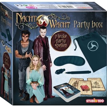 Studio 100 Nachtwacht - Party box
