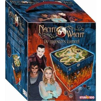 Studio 100 Nachtwacht - De monsters komen! (bordspel)