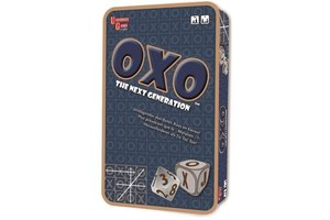 University Games OXO (tin box)