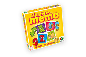 Selecta Kleuter Memo