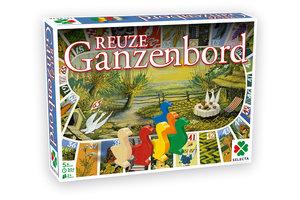Selecta Reuze Ganzenbord