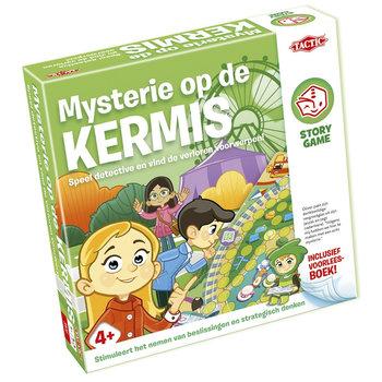 Tactic Tactic Story Game Mysterie op de Kermis