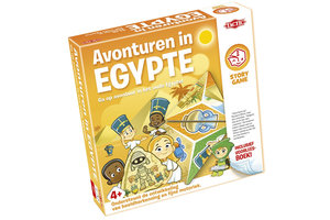 Tactic Avonturen in Egypte