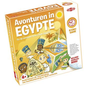 Tactic Tactic Story Game Avonturen in Egypte