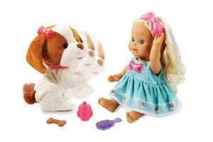 VTech Suzy & haar puppyvriendje