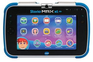 "VTech Storio Max XL 2.0 7"" NL Blauw incl. spel Paw Patrol"