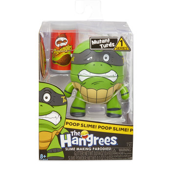 MGA Entertainment The Hangrees Mutant Turds for PDQ