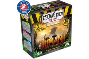 Identity Games Escape Room The Game - Jumanji (Family Edition)