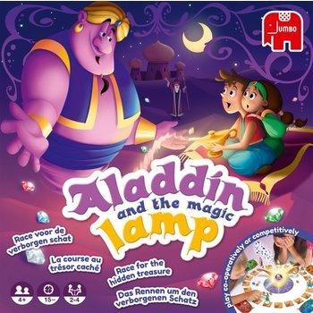 Jumbo Aladdin and the magic lamp