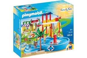 Playmobil Club Set Waterpark (70115)