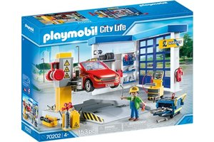 Playmobil Autogarage - 70202