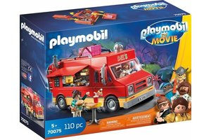 Playmobil THE MOVIE Del's Food truck - 70075