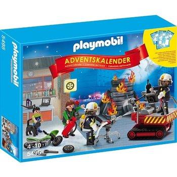 """Playmobil Adventskalender """"Brandweer"""""""