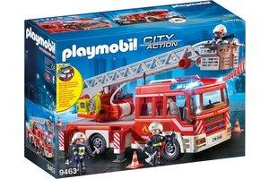 Playmobil Brandweer ladderwagen - 9463