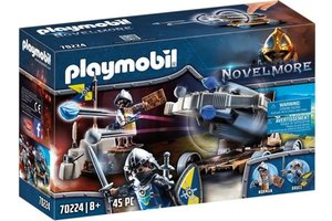 Playmobil Novelmore ridders met waterballista - 70224